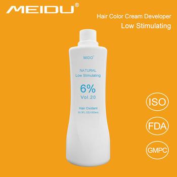 China 1000ml Hair Color Cream Developer Factory Wholesale Hair