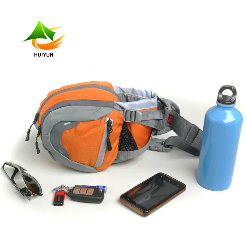 Sport Cycling Runing Belt Bag Waist Pack With Water Bottle Pocket