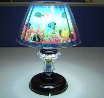 New Design Table Fish Lamp Buy Lamp Product On Alibaba Com