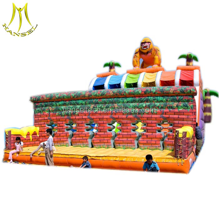Hansel inflatable sports games indoor childrens plase centerkids toys air castle