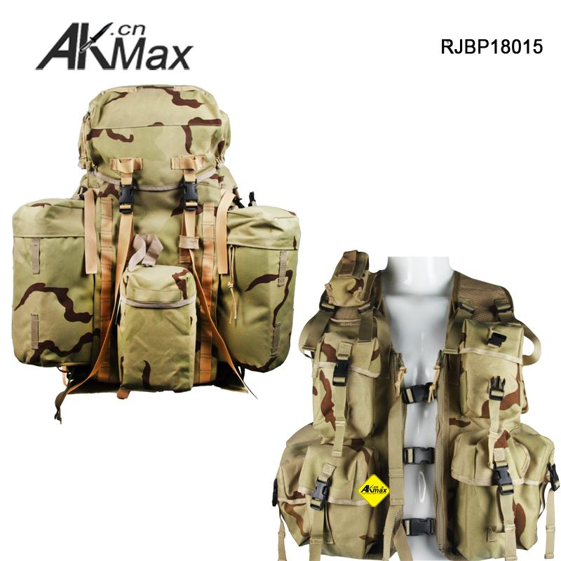 Woodland small backpack for outdoor use