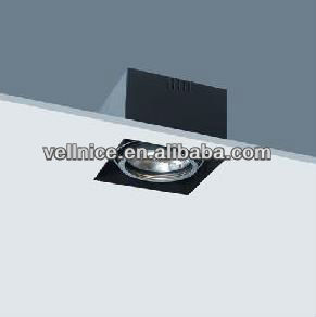 Single/Double/Triple AR111 Trimless Recessed Down Light (R4B0010)