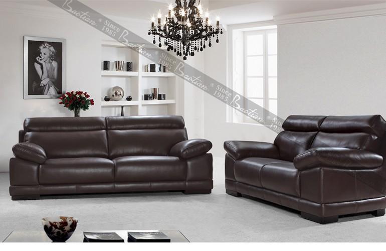 Modern Furniture Living Room Leather living room leather sofa sets - destroybmx