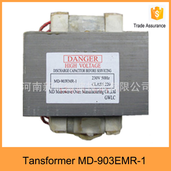 900w High Quality Transformer Md 903emr 1 For Microwave Oven Parts