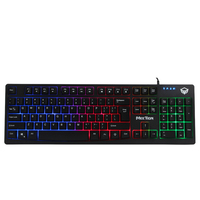 MeeTion Best Selling Waterproof Wired Keyboard PC Backlit Gaming Keyboard