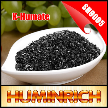 Huminrich 100% Natural Green Organic Top Quality Soluble Potassium  Different Types Of Organic Fertilizer - Buy Different Types Of Organic