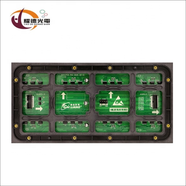 Outdoor ph10 led display <strong>module</strong> P10 Waterproof Outdoor rgb LED Display <strong>Module</strong>