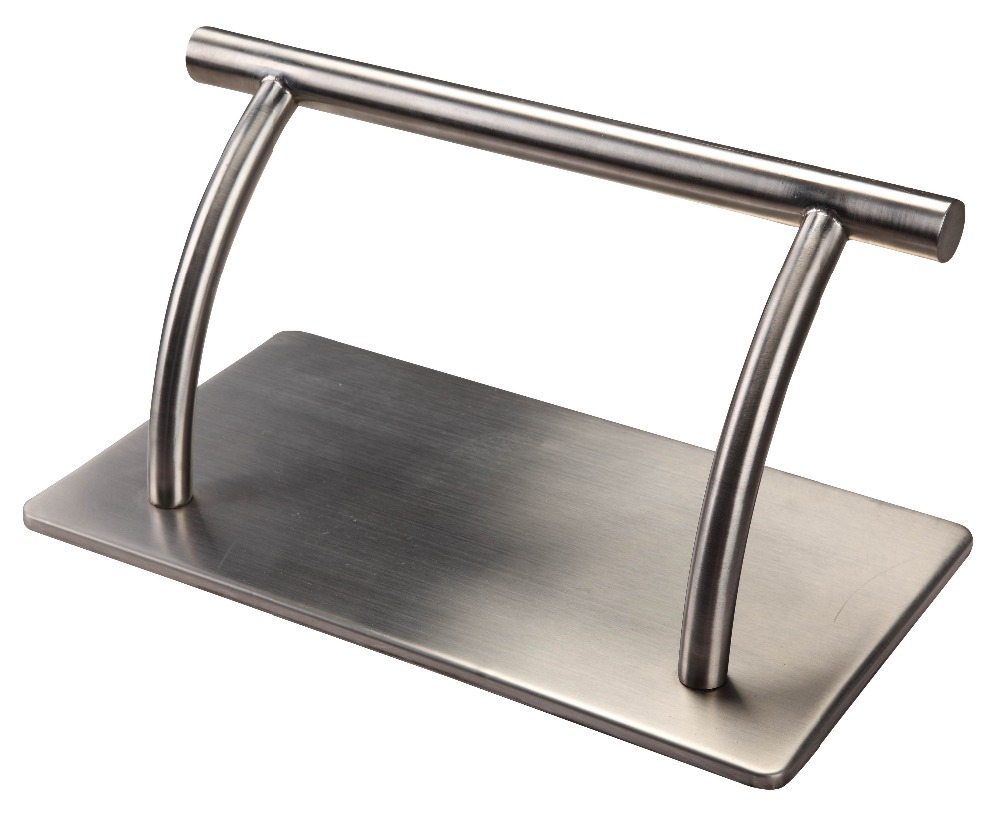 Pleasing Stainless Steel Footrest For Hair Salon Barber Chair Buy Stainless Steel Footrest Reclining Chair With Footrest Footrest Cover For Chairs Product On Bralicious Painted Fabric Chair Ideas Braliciousco