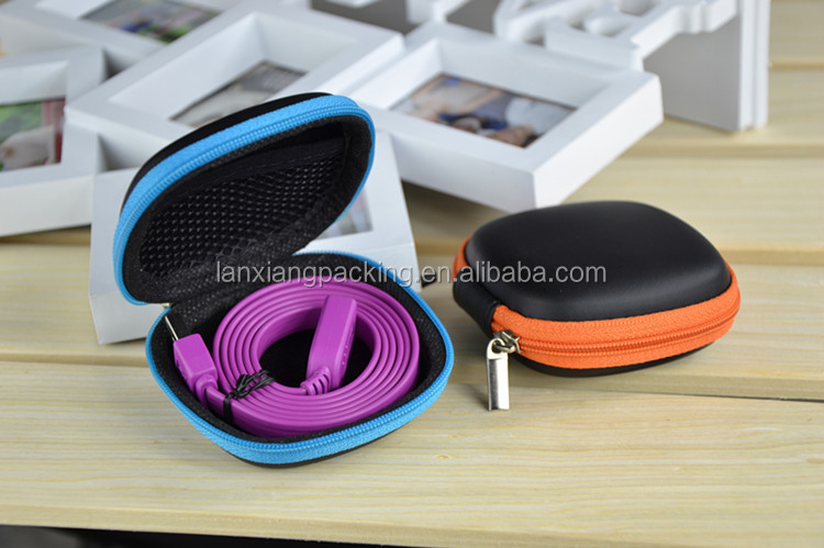 High Quality EVA Earphone Carrying Case