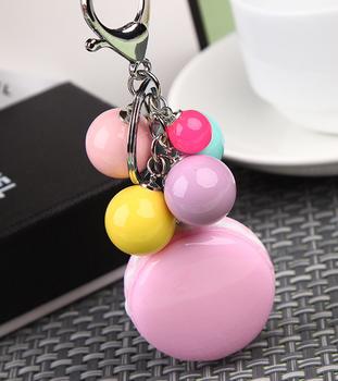 Korean Cute Gift Box Macarron Birthday Gift Ball Mobile Phone Car