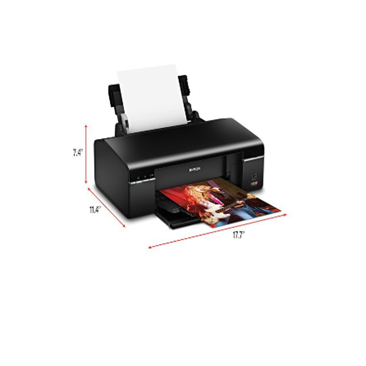 Hoge kwaliteit sublimatie Continue supply inkt printer a4 papier speciale printer