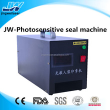 JW-Flash stamp machine for rubber