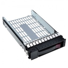 "3.5"" SAS SATA HDD Hard Drive Tray Caddy for HP ProLiant DL160 DL320 ML350 G5 G6"