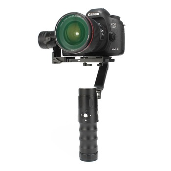 In stock Beholder EC1 32-bit 3-axis Handheld 360degrees Camera Gimbal for A7S Canon 6D/5D/7D Mirrorless & DSLR Cameras VS DS1