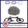 3.175mm G500 AISI 1015 carbon steel ball for bicycle parts