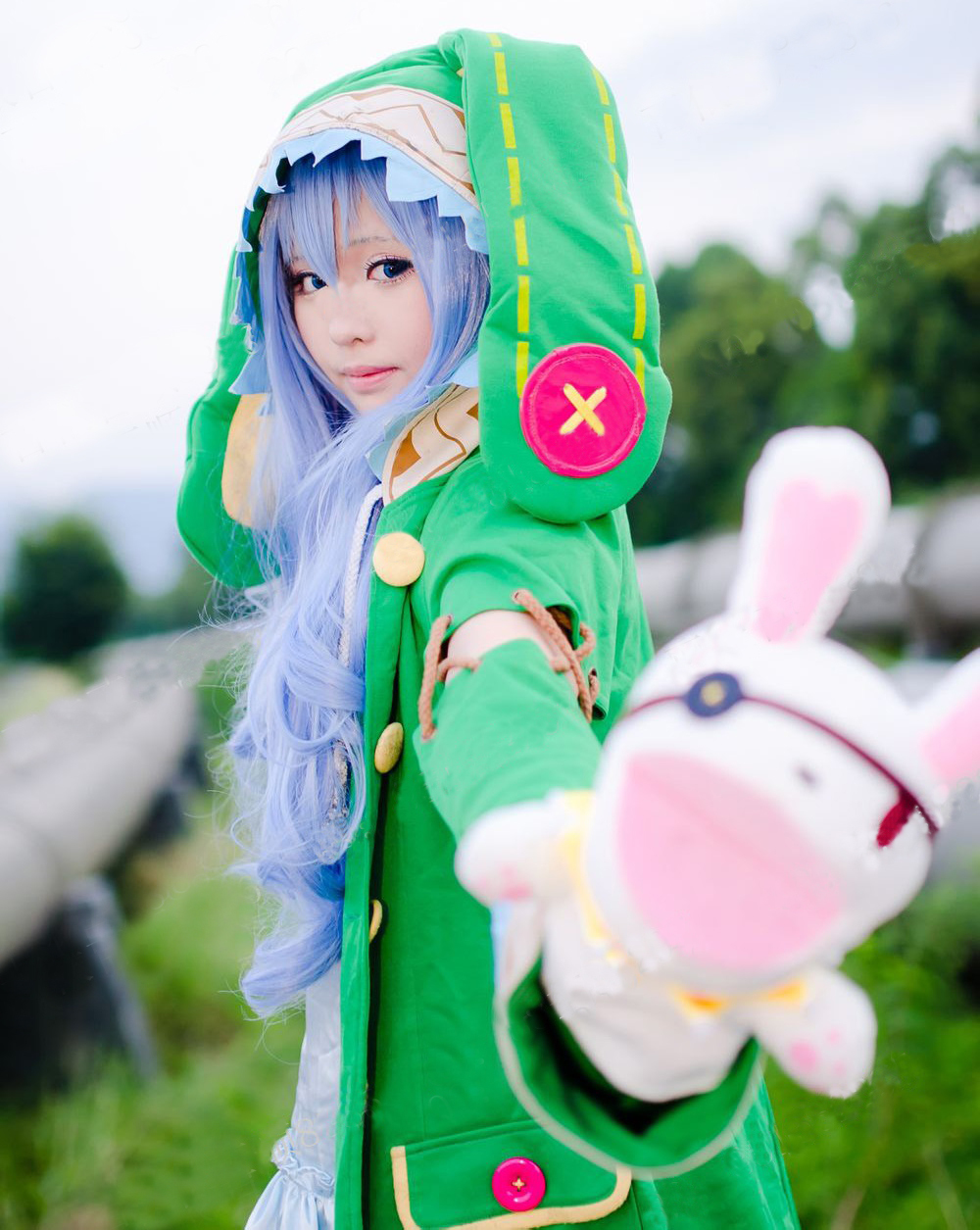 Detail Feedback Questions about Date A Live Yoshino Cosplay Costume ... 9880fd94a