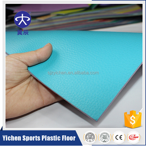 famous indoor stadium Badminton Court Sports Floor mat