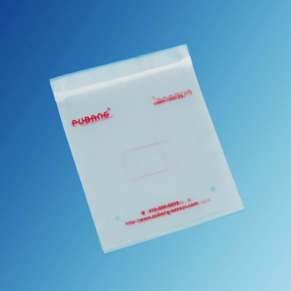 Sterile Wear-resisting LDPE Frozen Foods Clear Poly Zip Bags