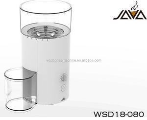 Less Electricity Consumption Space-Saving Super Automatic Conical Burr Coffee Grinder