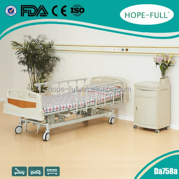 Cost Effective Electric Hospital Beds Prices With Side