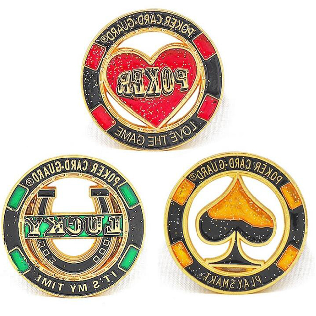 Custom Metal Poker Chip