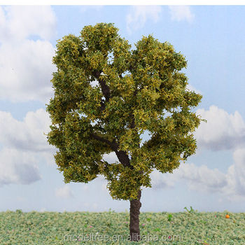 High Quality Handmade Twisted Iron Wire Model Trees Train Railway Park  Diorama Scenery Ho Scale - Buy Twisted Iron Wire Model Trees,Iron Wire  Model