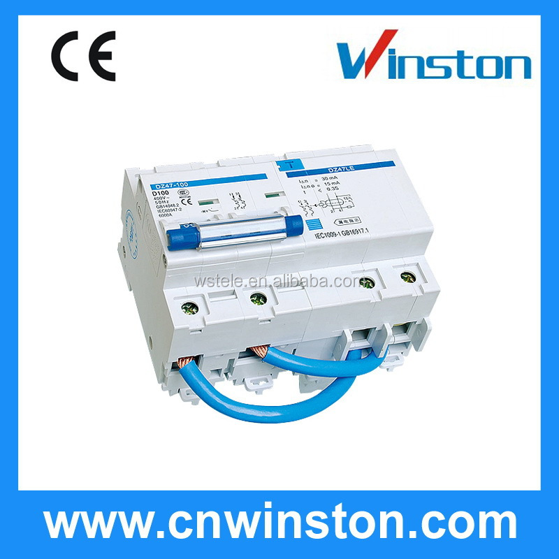 high quality electric dz47le in circuit breakers rccb rcbo buy high quality electric dz47le in circuit breakers rccb rcbo