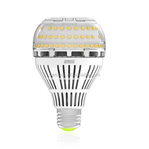 Dimmable Small but Bright Replacement 150w light with 2500lm sansi ceramic led light bulb