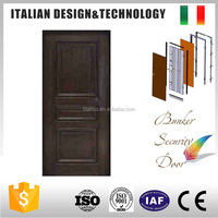 Low Price Guaranteed Quality China Best Solid Carving Main Entrance Fancy Wood Door Design