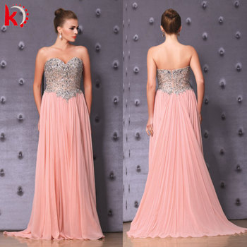6ddd1db1f52e V neck off shoulder high waist Beading Stones lady lastest fashion prom  dress