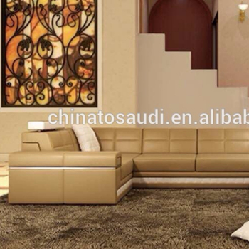 Modern Sofa Set, Made In China Leather Sofa, Modern Style
