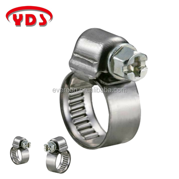 Taiwan pipe hose clamps clips for woodworking machinery under high-quality