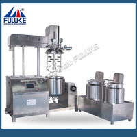 Fuluke Lab High Shear Emulsifier, mixing machines,small lab emulsifier mixer