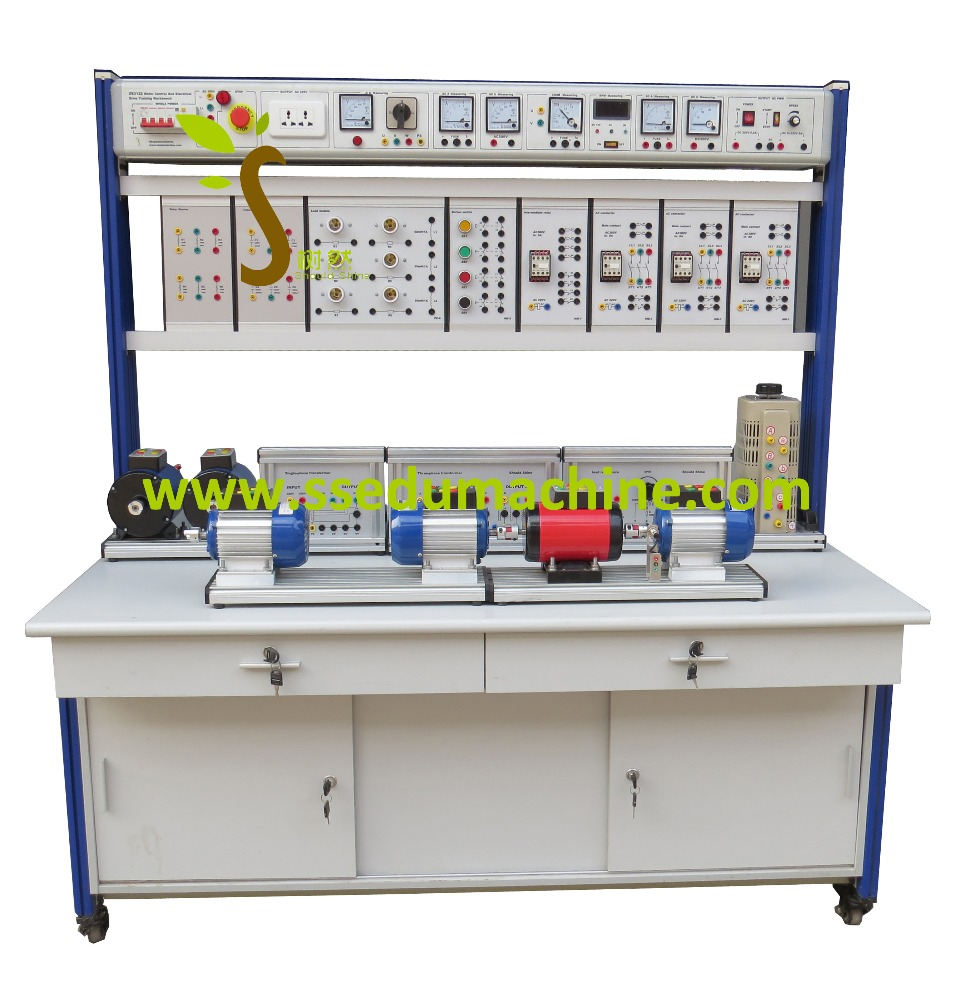 Astounding Motor Control And Electrical Drive Workbench Teaching Equipment Electrical Machinery Training Workbench Coach Model Buy Teaching Andrewgaddart Wooden Chair Designs For Living Room Andrewgaddartcom