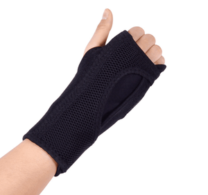 CE FDA approved neoprene wrist support splint custom wrist wraps carpal tunnel wrist brace