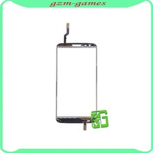 Top quality Digitizer Touch Screen Outer Glass For LG G2 Sprint LS980 Verizon VS980 Black