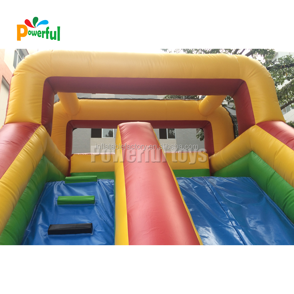 Whosale kids outdoor commercial grade jumping castle inflatable bounce house