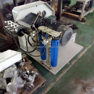 water jet direct drive pump of high pressure water pump