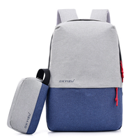 second hand laptop 2018 backpacks with set School bags set