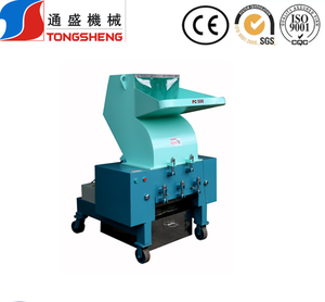 2018 Tongsheng Supply Waste Bottle Plastic Shredder Machine for Recycling Units