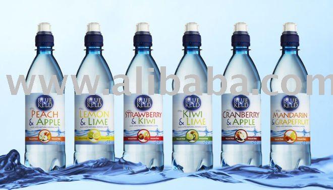 Blue Keld Fruit Flavoured Natural Mineral Water