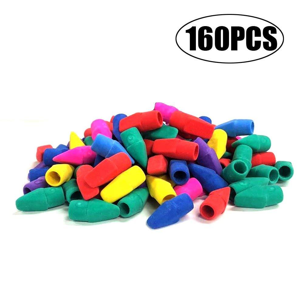 28086 Pentech Eraser Caps 50ct