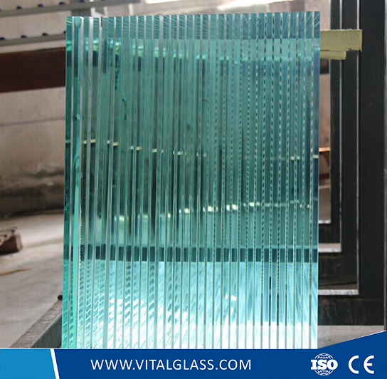 Clear Float Glass 2 mm to 19 mmThickness As Building Glass