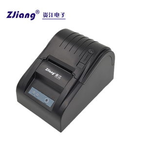 Mini invoice printing machine / queue number ticket printer / driver pos 58 custom printer pos-5890T
