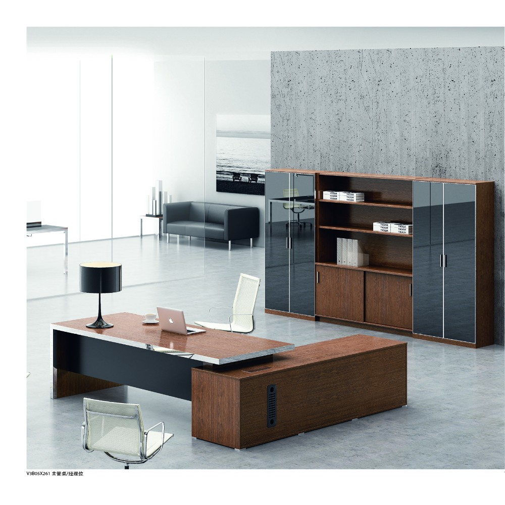 Simple Modern Ceo Office Furniture Practical