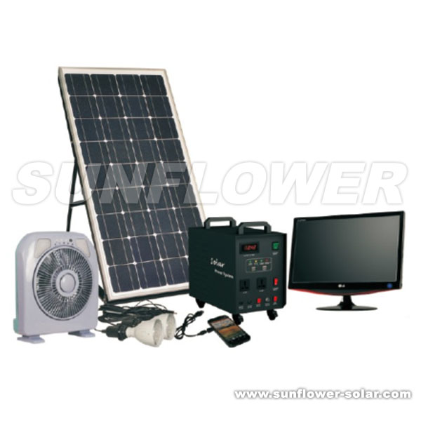 home solar system india