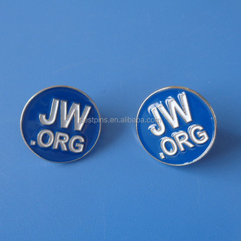 enamel jw org metal lapel pins jw org brooch jw org collar pin