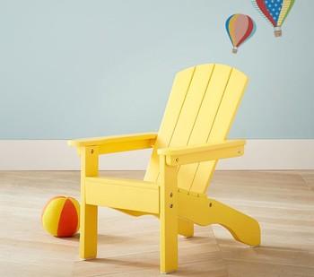 Amazing Bright Yellow Adirondack Chair For Kids And Children Beach Chair Dimensions Specifications Buy Wooden Adirondack Chair Modern Adirondack Chair Beach Machost Co Dining Chair Design Ideas Machostcouk