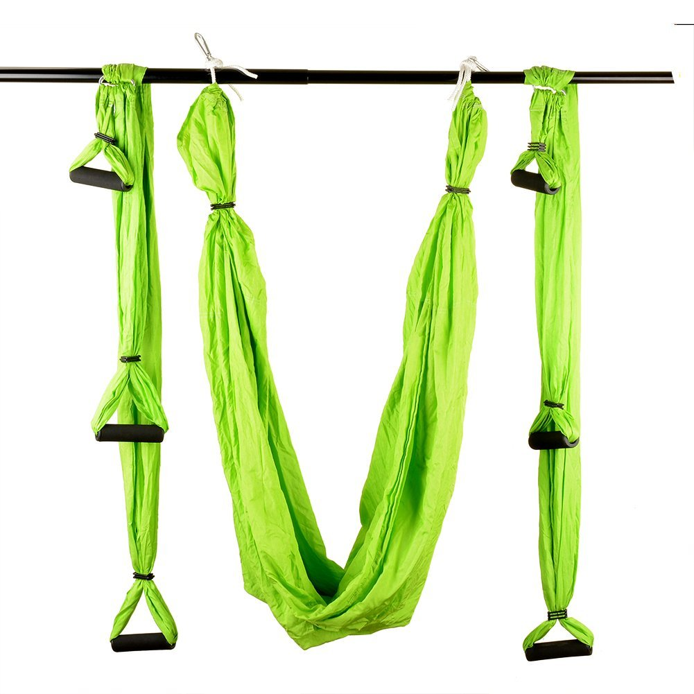 get quotations    shineliu yoga swing antigravity yoga hammock aerial yoga for flying yoga inversion exercises green cheap aerial yoga hammock find aerial yoga hammock deals on line      rh   guide alibaba