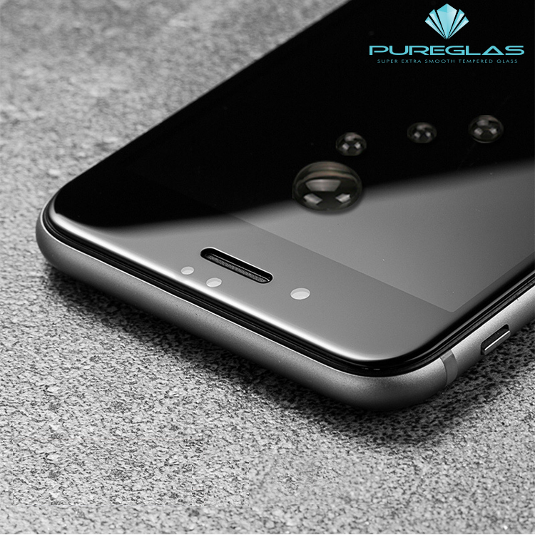 new innovative Nano hydrophobic and oleophobic coating 3D Replacement Front Screen Lens for iPhone 7